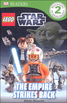 LEGO Star Wars: Empire Strikes Back (DK Reader Level 2)