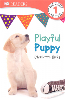 Playful Puppy (DK Reader Level 1)