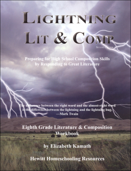 Lightning Lit & Comp Eighth Grade Student Workbook