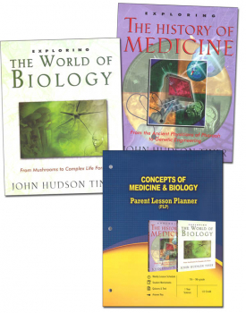 Concepts of Medicine and Biology Package