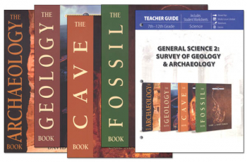 General Science 2: Survey of Geology and Archaeology Set