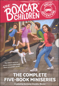 Boxcar Children Great Adventures Boxed Set