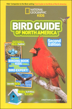 Bird Guide of North America 2ED (National Geographic Kids)