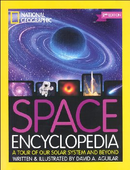 Space Encyclopedia (National Geographic Kids)