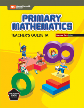 Primary Mathematics Common Core Edition Teacher's Guide 1A