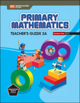 Primary Mathematics Common Core Edition Teacher's Guide 2A