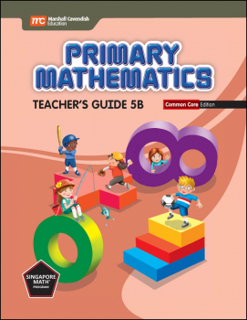 Primary Mathematics Common Core Edition Teacher's Guide 5B