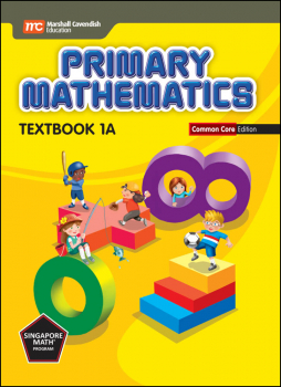 Primary Mathematics Common Core Edition Textbook 1A
