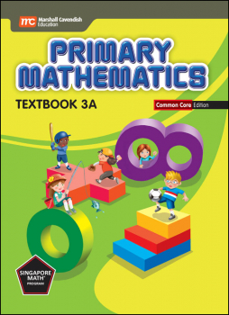 Primary Mathematics Common Core Edition Textbook 3A