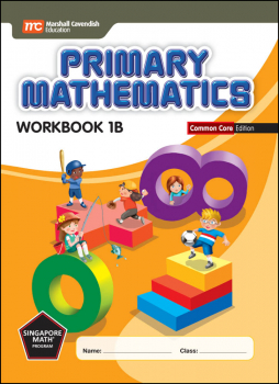 Primary Mathematics Common Core Edition Workbook 1B