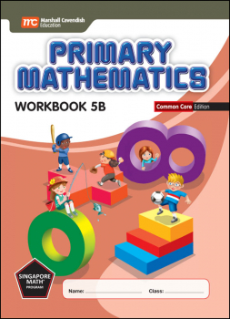 Primary Mathematics Common Core Edition Workbook 5B