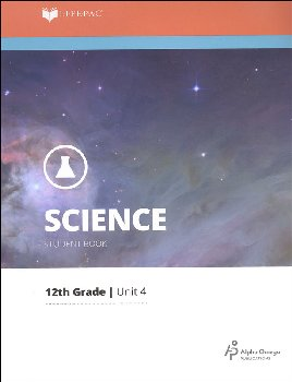 Science 12 Lifepac - Unit 4 Worktext