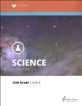Science 12 Lifepac - Unit 6 Worktext