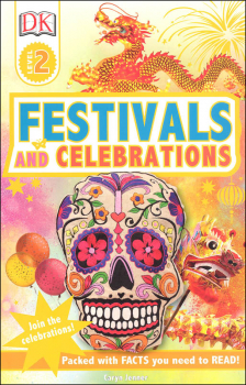 Festivals and Celebrations (DK Reader Level 2)