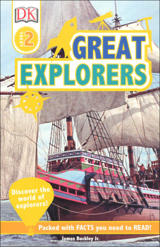 Great Explorers (DK Reader Level 2)