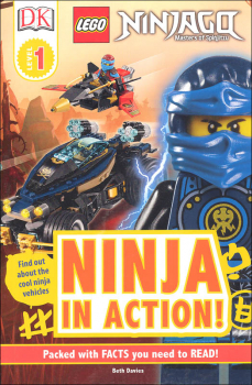 LEGO NINJAGO: Ninja in Action! (DK Reader Level 1)