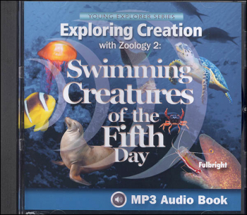 Exploring Creation with Zoology 2 MP3 Audio CD