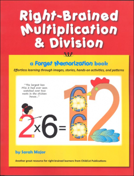Right-Brained Multiplication and Divison