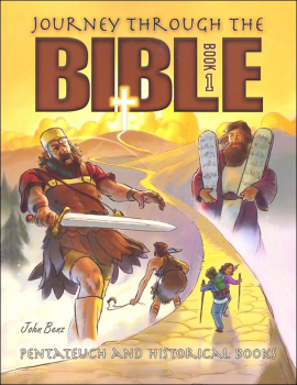 Journey Through the Bible Book 1: Pentateuch and Historical Books Text