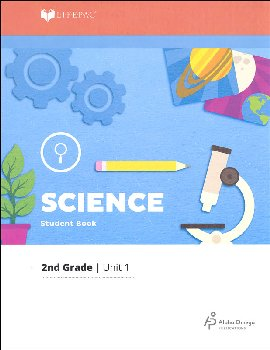Science 2 Lifepac - Unit 1 Worktext
