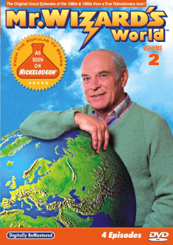 Mr. Wizard's World DVD Volume 2 (4 Episodes)