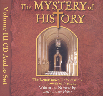 Mystery of History V3 Audio CD Set
