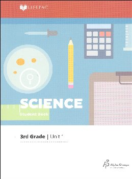 Science 3 Lifepac - Unit 1 Worktext