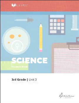 Science 3 Lifepac - Unit 3 Worktext