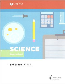 Science 3 Lifepac - Unit 5 Worktext
