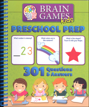 Brain Games Kids: Preschool Prep
