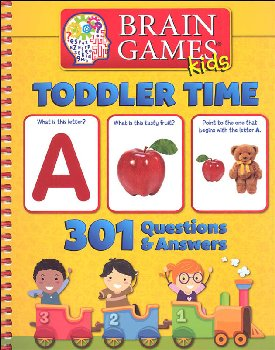 Brain Games Kids: Toddler Time