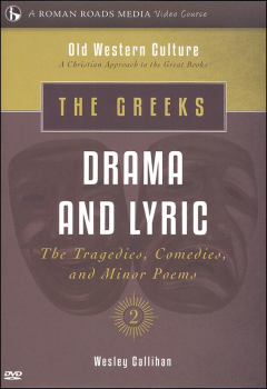 Greeks: Drama and Lyric 4 DVD Set (Old Western Culture: The Greeks)