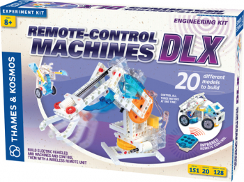 Remote-Control Machines DLX (Experiment Kit)