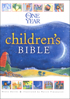 One Year Children's Bible