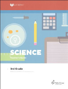 Science 3 Lifepac Teacher's Guide