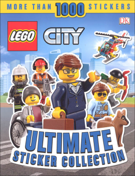 LEGO CITY (Ultimate Sticker Collection)