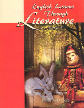 English Lessons Through Literature Level 1 large (8.5 x 11) format