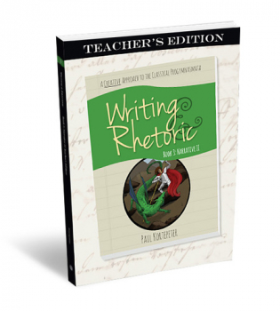 Writing & Rhetoric Book 3: Narrative II Teacher