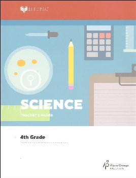 Science 4 Lifepac Teacher's Guide