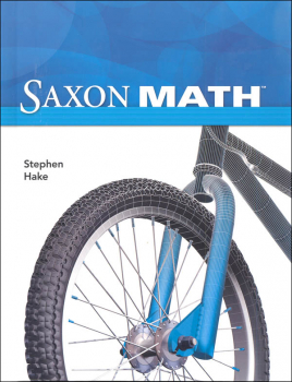 Saxon Math Intermediate 3 Student Edition