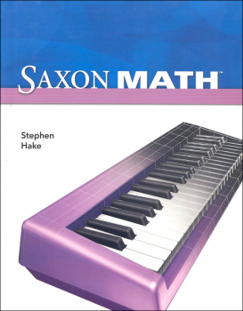 Saxon Math Intermediate 4 Student Edition