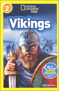 Vikings! (National Geographic Reader Level 2)