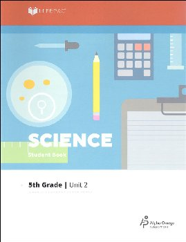 Science 5 Lifepac - Unit 2 Worktext