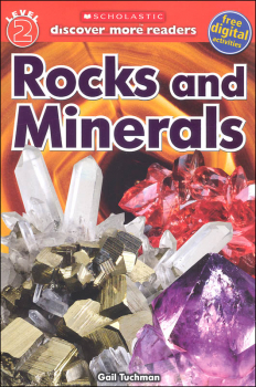 Rocks and Minerals (Scholastic Discover More Reader Level 2)