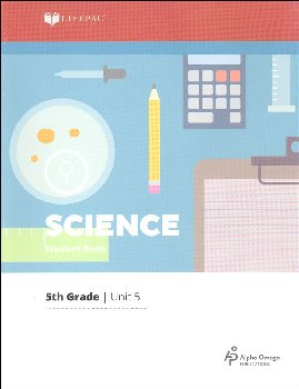 Science 5 Lifepac - Unit 5 Worktext