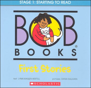 Bob Books Stage 1: Starting to Read