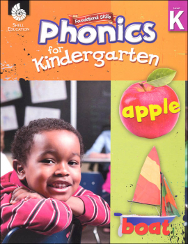 Foundational Skills: Phonics Level Kindergarten