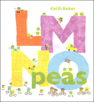 LMNO Peas Board Book