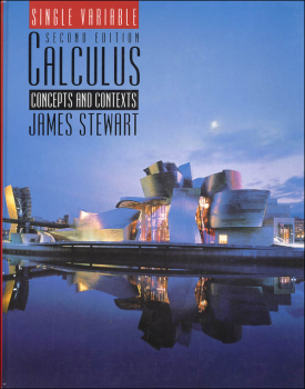 Calculus: Concepts and Contexts by Stewart (Used)