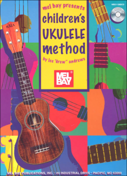 Children's Ukulele Method Book w/Online Audio